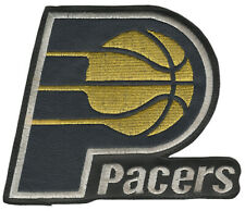 "2003 INDIANA PACERS NBA BASKETBALL 6.25"" TEAM LOGO PATCH"