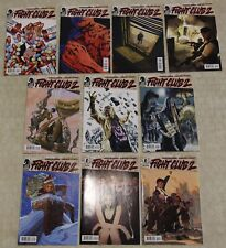 FIGHT CLUB 2  (2015)  COMPLETE B Variant Set #1 - 10 NM  (Dark Horse Comics) !!