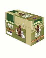 James Wellbeloved Complete Wet Grain Free Senior Dog Food Turkey, 12 x 100 g