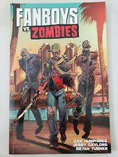 Fanboys Vs. Zombies Vol 2 Appetite For Destruction Tpb Boom! Comics New Unread