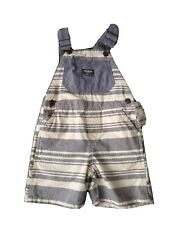 New With Tags Vintage Toddler 3T OshKosh Blue White...