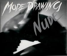Mode Drawing Male Nude by Isao Yajima (Italy, 1979) Hardbound HB
