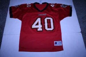 Youth Tampa Bay Buccaneers Mike Alstott L (14/16) Vintage Jersey (Red) Champion