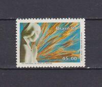 s19111) BRASILE BRAZIL  MNH** Nuovo** 1983 Harvest festival 1v