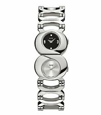 RSW Women's 6800.BS.SS0.12-5.0-0 Simply Eight Black & Silver Dials Reversible
