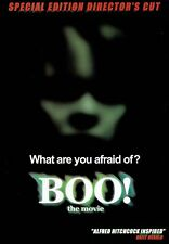 Boo The Movie  - What Are You Afraid Of? - Special Edition Director's Cut - DVD