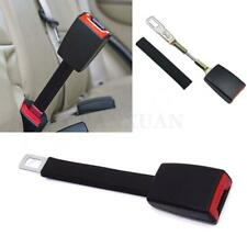 9'' Car Seat Seatbelt Adjustable Safety Belt Extender Extension Buckle Handy NEW