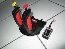 Carrera Digital 132 / 124 Wireless Handregler, Drücker, Duo,  Ladestation, top