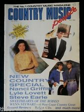 COUNTRY MUSIC PEOPLE - JULY 1988 NEW COUNTRY SPECIAL