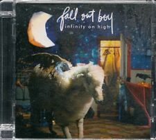 CD ALBUM 14 TITRES--FALL OUT BOY--INFINITY ON HIGH-2007