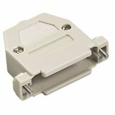 RADIO SHACK D-SUB CONNECTOR HOOD FOR 25-POSITION CONNECTORS  P/N: 276-1549