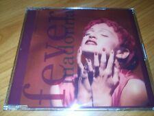 Madonna Fever new remixes 10 tracks Dj Cd maxi Single