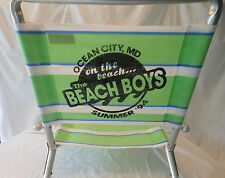 BEACH BOYS concert lawn beach chair Ocean City Maryland SUMMER 94 1994 RIO