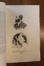 Jules Grün peintre Figures Contemporaines Mariani Biographie 1904 1/150 ex
