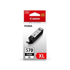 Genuine Canon Pgi570 PGBK Black XL High Capacity Ink Cartridge for Pixma Ts8050