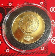 Harley Davidson Medallion Juneau Avenue Workers International Union