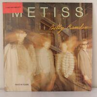 "Metiss – Betty Ramdam (Vinyl, 12"", MAXI 45 TOURS)"