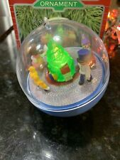 "Hallmark Keepsake Magic Light & Motion ""Parade of the Toys"" Christmas Ornament"