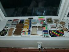Lg Lot Of Price& name Tags/Price Stickers/String/thumbtack s/ jewelry displaypins