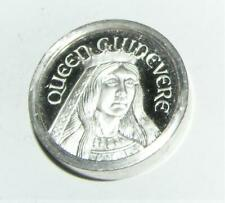 Queen Guinevere Coin Franklin Mint 1988