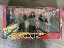 Reservoir Dogs NECA 5 Figure Box Set - Cult Classics/Real Toys - New In Box