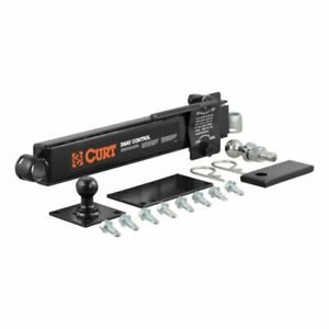 Curt 17200 Trailer Anti-Sway Bar Control Kit NEW