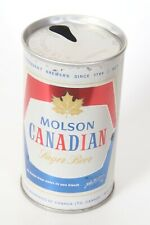 Molson Canadian Lager Beer Can