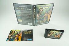 Sega Mega Drive *Golden Axe II/ 2* OVP mit Anleitung