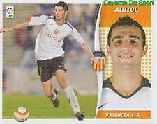 348 RAUL ALBIOL ESPANA VALENCIA.CF STICKER LIGA ESTE 2007 PANINI
