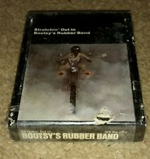 BOOTSY'S RUBBER BAND  Stretchin' Out In  STILL SEALED BRAND NEW 8 Track Tape