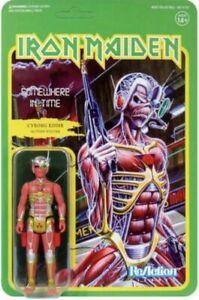 Super7 Iron Maiden ReAction Action Figure  -  Eddie - Somewhere In Time