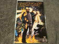 2005 AVATAR Press FRIDAY The 13th Special #1 - Rare Wrap Cover - JASON - NM/MT