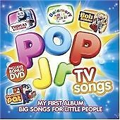 Various Artists - Pop Jr TV Songs (2008)