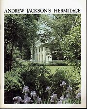 Andrew Jackson Hermitage 1979 Vintage Photography Description Mother's Advice