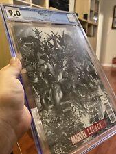 Marvel Legacy 1C Ross Retailer Incentive 1:50 Variant 2017 1st B.C.E. Avengers!
