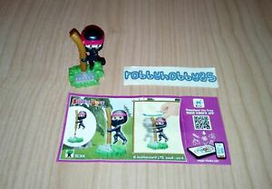 SE304 MASHA NINJA + BPZ KINDER SORPRESA ITALIA 2018 MASHA AND THE BEAR 5
