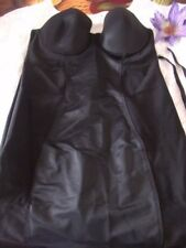 Marks & Spencer Black Underwired Padded Strapless Bodydress 34C