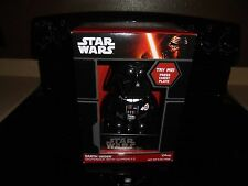 Disney Star Wars Darth Vader Dispenser With Gumballs Light & Sounds New!