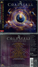 Coldspell - A New World Arise +1 (2017) Japan CD+obi, Pretty Maids, TNT, Eclipse