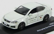 Lexus IS-F Nurburing Taxi (Timo Glock ) Version 1:43 J-Collection JC095