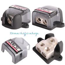 Audio System Z-DB6 25-50mm² 2-fach Strom-Verteiler 12V Kabelverteilerblock Auto