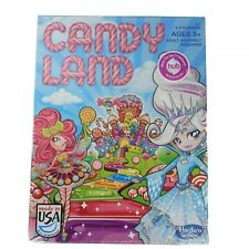Candy Land CandyLand Board Game Hasbro Gaming Made In USA Brand New Seal A4813