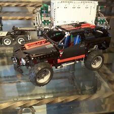 Lego Technic truck 8081 Extreme cruiser Off Roader Jeep Grand Ckerokee SRT