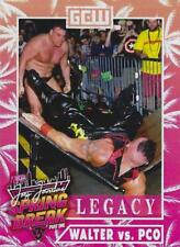 Walter vs PCO GCW Joey Janela's Spring Break Official Trading Card WWE Wrestling