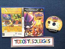 Spyro A Hero's Tail Playstation Ps2 BUEN ESTADO