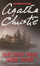 And Then There Were None by Agatha Christie (Hardback, 2011)