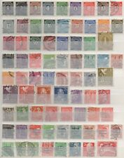 Alliierte Besetzung,SBZ,74 verschiedene Briefmarken gestempelt,Michel 140,00 (4)