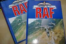 AVIATION-HISTOIRE DE LA RAF-CHAZ BOWYER-ILLUSTRE-1994