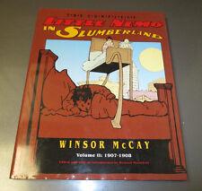 1989 Complete LITTLE NEMO In Slumberland v. 2 1907-08 VF HC w/ DJ Winsor McCay