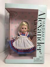 Madame Alexander  Alice in Wonderland Doll Storyland Collection Alexander Doll